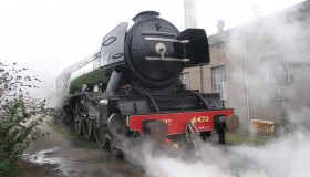 Flying Scotsman No. 4472